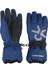 Color Kids Savoy Handschoenen blauw